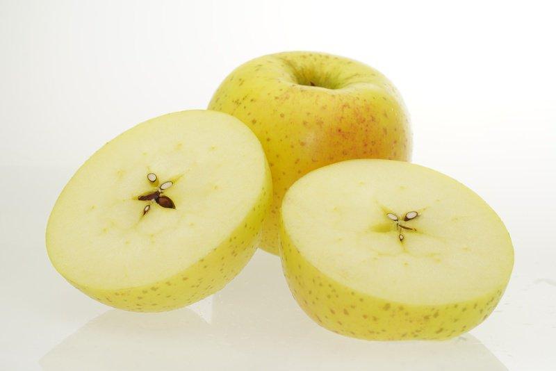 星の金貨,りんご