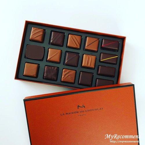 ラ・メゾン・デュ・ショコラ,チョコレート