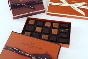人気のチョコレートブランド