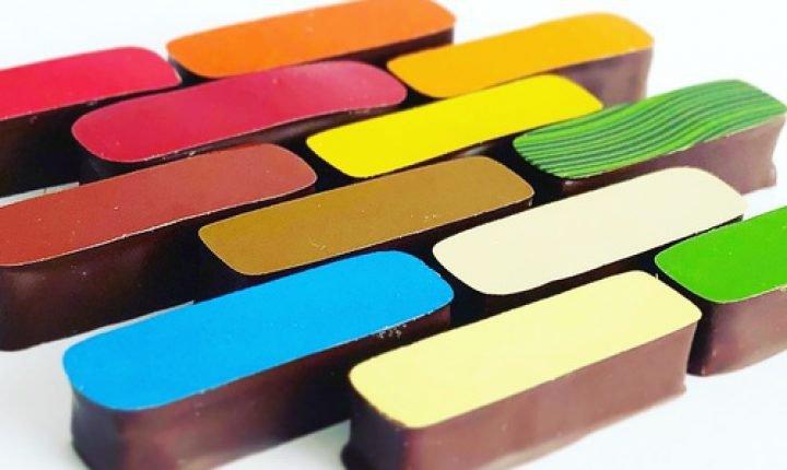 サダハルアオキのチョコレート!和素材とカカオのマリアージュ