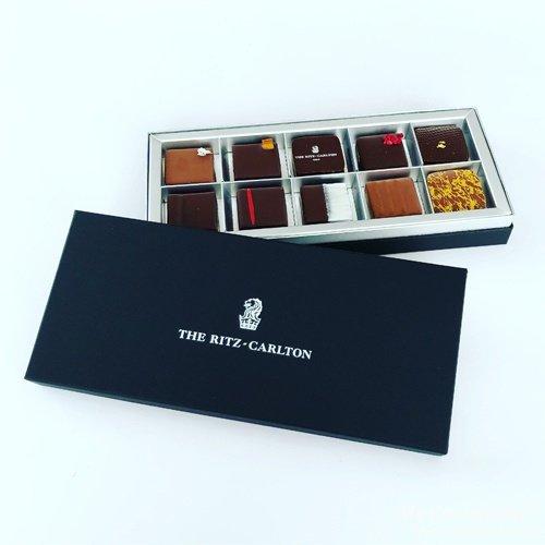 ザ・リッツ・カールトン東京のチョコレート