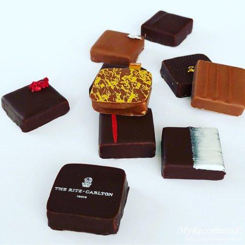 ザ・リッツ・カールトン東京 チョコレート3