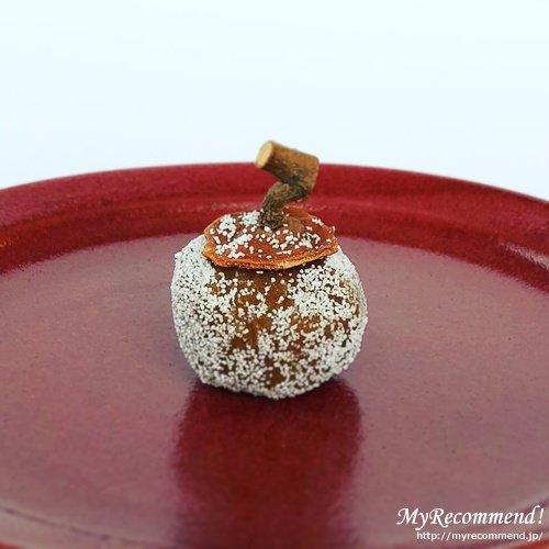御菓子つちやの栗宝柿
