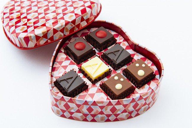 アルマーニドルチのバレンタイン