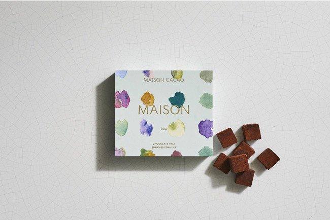 メゾンカカオの生チョコレート