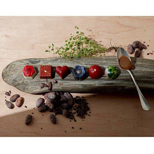 ナカムラチョコレートのバレンタインチョコ