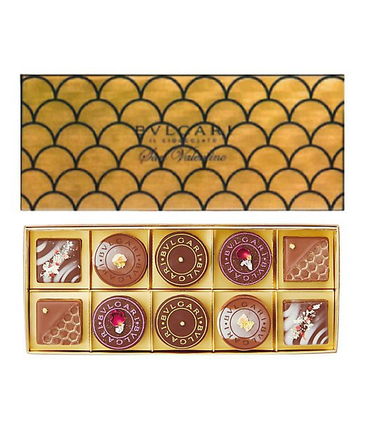 ブルガリ イル・チョコラートのバレンタイン