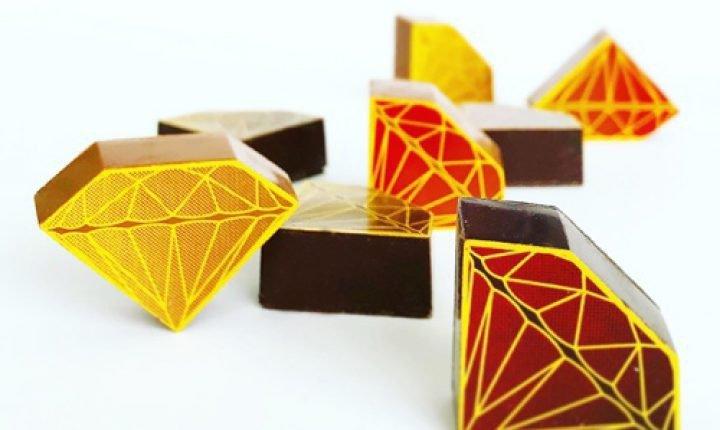 デルレイのチョコレート!ダイヤモンドショコラは極上の口どけ