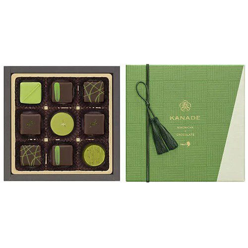 奏-KANADE- 日本茶コレクション