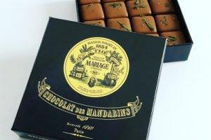 マリアージュフレールのチョコレート!ショコラと紅茶の饗宴