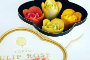 TOKYOチューリップローズのバレンタイン2021!新作チョコも