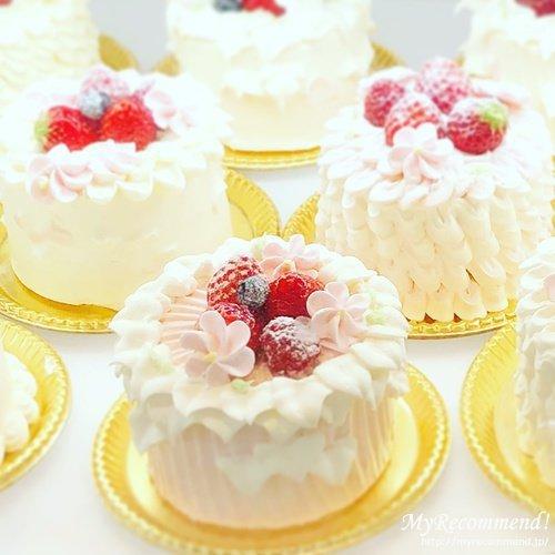 アニバーサリーのケーキ