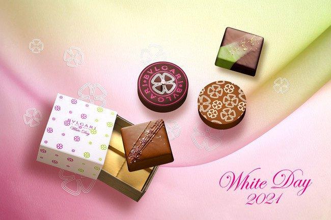 チョコレート・ジェムズ,ホワイトデー