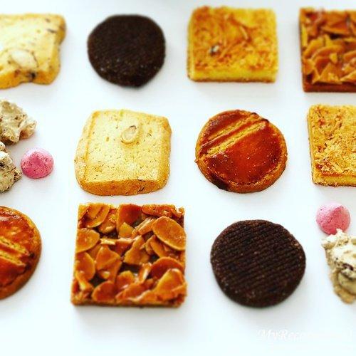 カフェタナカのクッキー