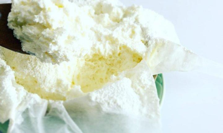 銀のぶどうのチーズケーキ「白らら」ふんわりみずみずしい!