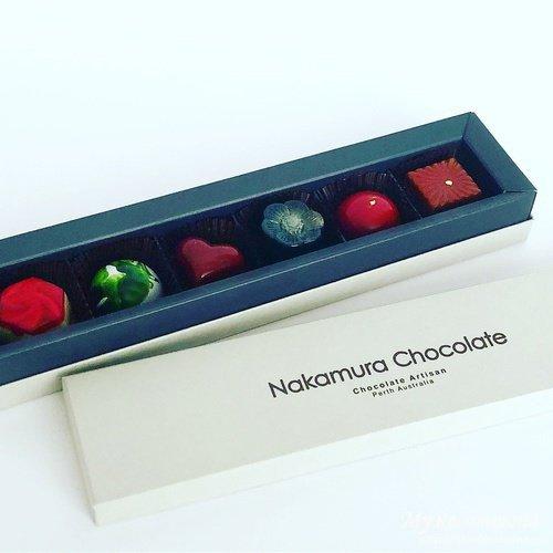 神戸のチョコレート専門店,ナカムラチョコレート