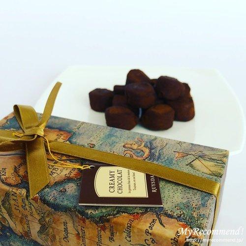 ロイスダールの生チョコ