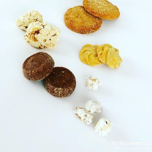 リョウラ,缶入りクッキー