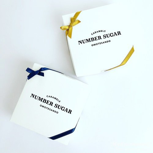 NUMBER SUGAR,12pieces box