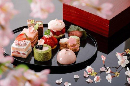 ウェスティン都ホテル京都 桜スイーツボックス