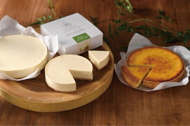 ディーズチーズのチーズケーキ