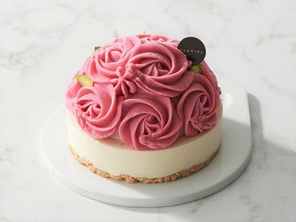 グラッシェルのアイスケーキ