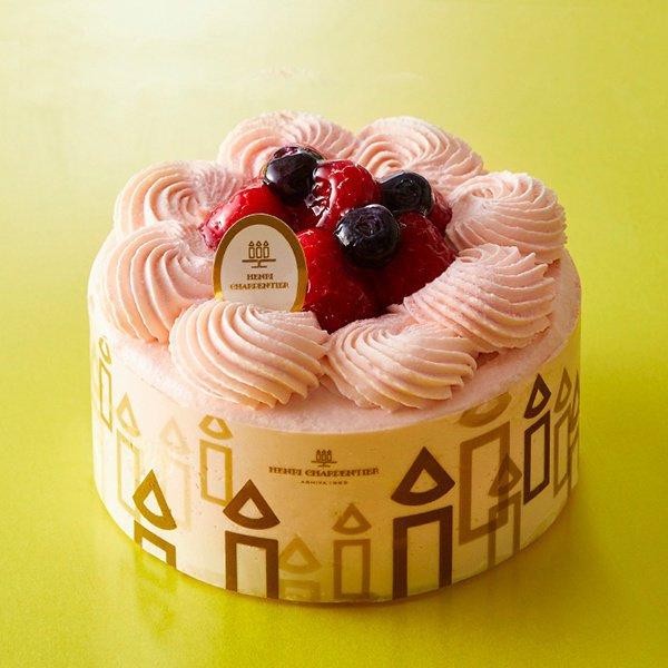 アンリ・シャルパンティエの母の日のケーキ