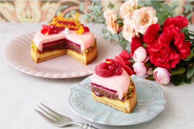 パティスリートゥーストゥースの母の日限定ケーキ