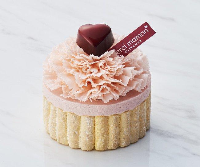 ヴィタメールの母の日ケーキ