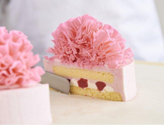 アンテノール,母の日ケーキ
