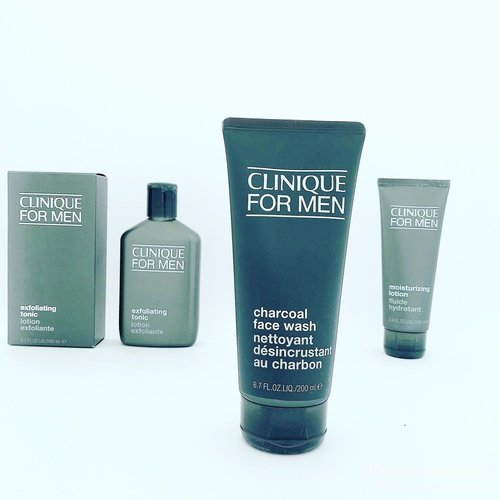 CLINIQUE FOR MEN,チャコール フェース ウォッシュ