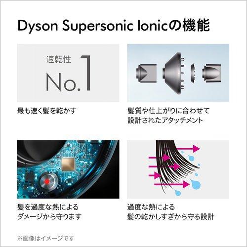 Supersonic Ionicヘアドライヤー