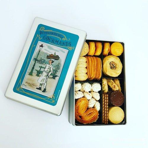 フレデリックカッセルのクッキー