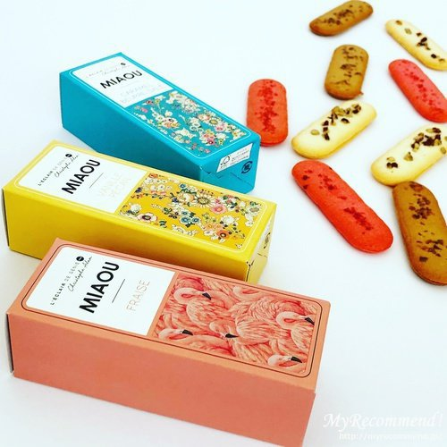 レクレール・ドゥ・ジェニの焼き菓子