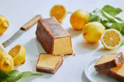 MAISON CACAOのレモンケーキ