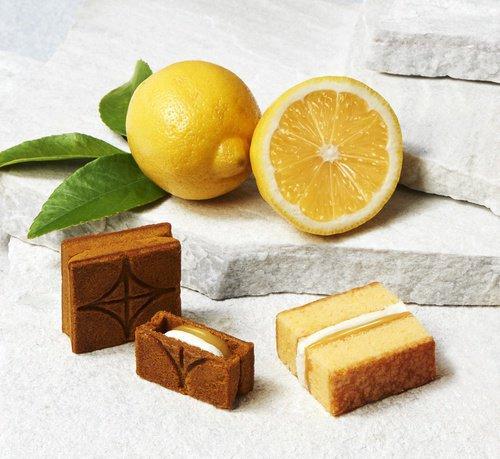 PRESS BUTTER SAND バターケーキ詰合せ〈檸檬〉