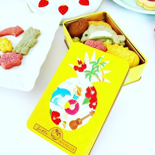 サブレミシェルのお菓子