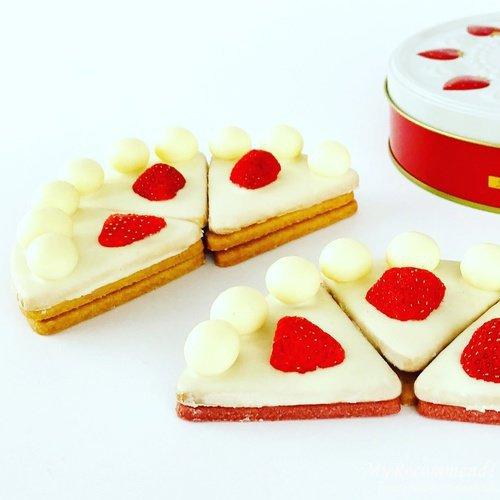 サブレミシェルのケーキサブレ