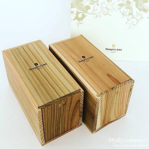 シャングリ・ラ ホテル東京,プレミアムパウンドケーキ(木箱入り)