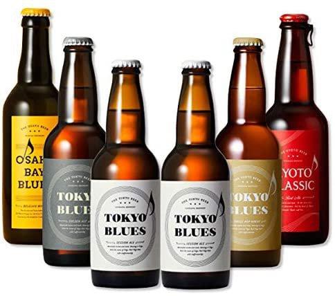 東京ブルースのビールセット
