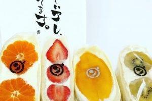ダイワのフルーツサンドは並んでも買いたい!高級果物がどっさり