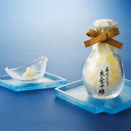 緑寿庵清水の究極の柚子酒の金平糖