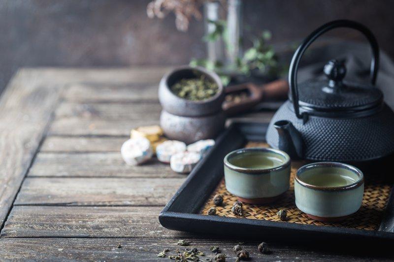 高級日本茶