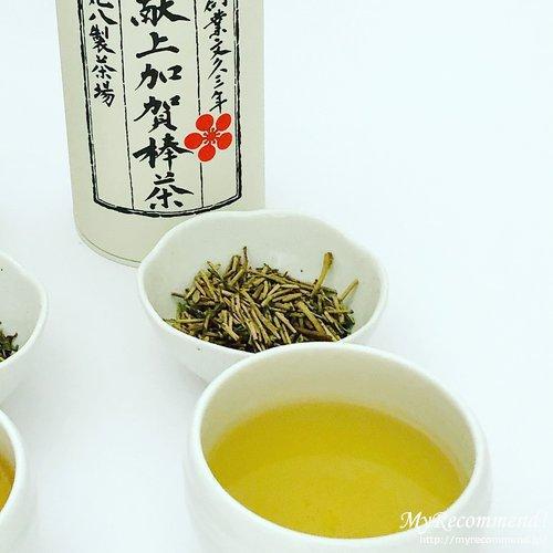 加賀棒茶,お土産