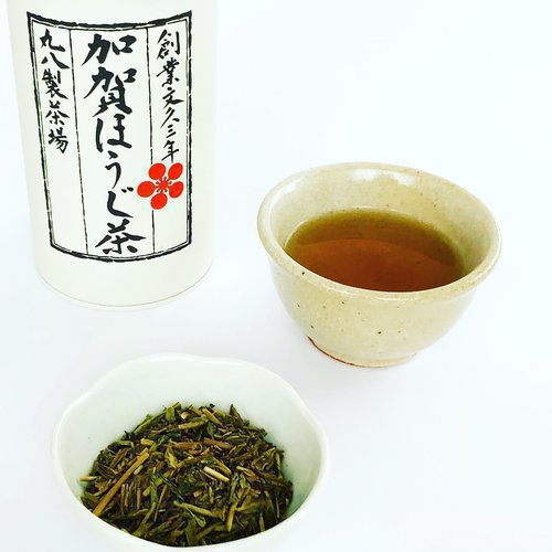 丸八製茶場の加賀ほうじ茶