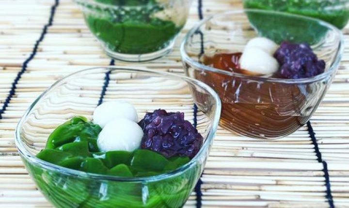 中村藤吉本店の「生茶ゼリイ」お茶の香りや旨味も濃厚!