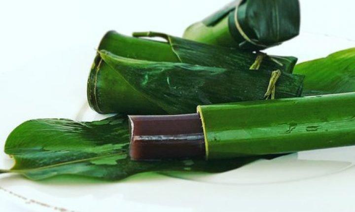 竹筒に入った水羊羹におすすめ!後味もさっぱりとした手土産に
