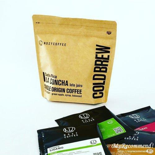 NOZY COFFEE豆のセット