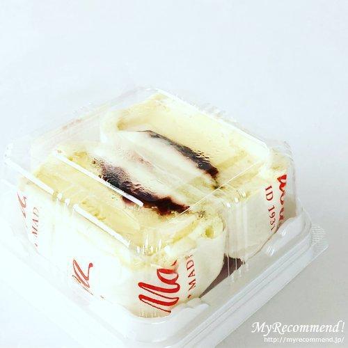 マヨルカのバスクチーズケーキサンドイッチ