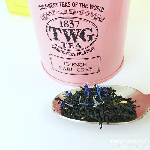 TWG Teaのフレンチアールグレイ